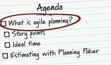 Agile Estimating